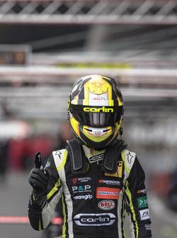 Ganador de la carrera Lando Norris, Carlin Dallara F317 - Volkswagen