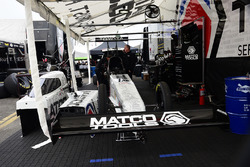 The Top Fuel of Antron Brown