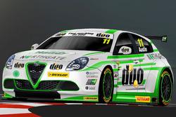 Handy Motorsport, Alfa Romeo Giulietta