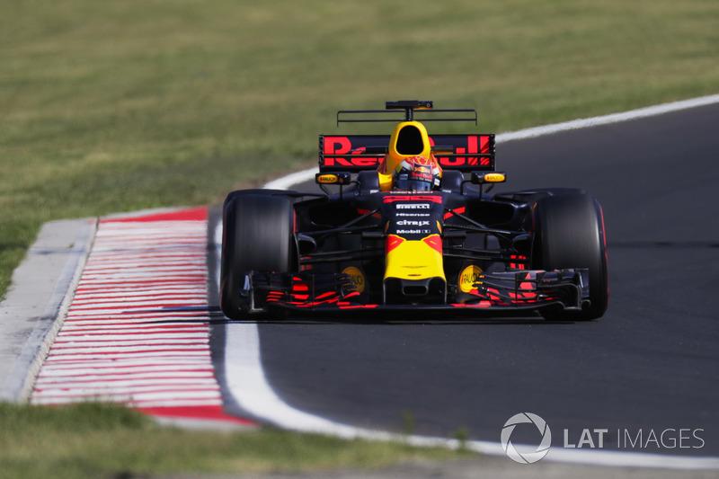 6. Max Verstappen, Red Bull Racing RB13