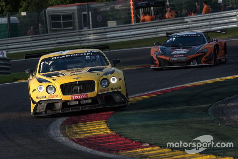 #9 Bentley Team ABT Bentley Continental GT3: Ніко Вердонк, Крістер Єнс, Джордан Пеппер