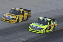 Matt Crafton, ThorSport Racing Toyota, Cody Coughlin, ThorSport Racing Toyota
