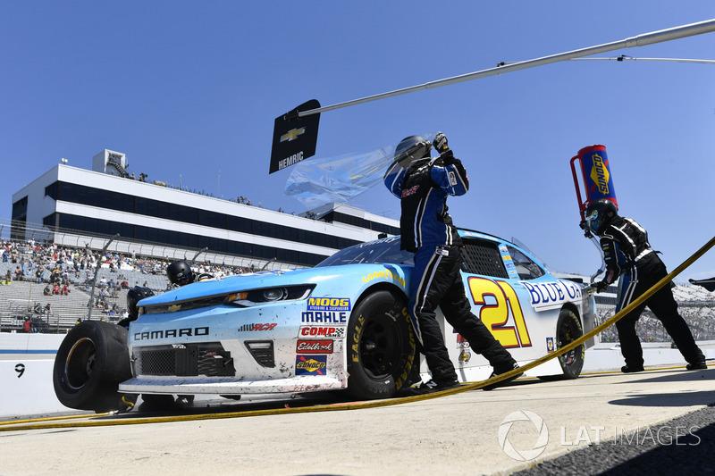 Daniel Hemric, Richard Childress Racing, Chevrolet