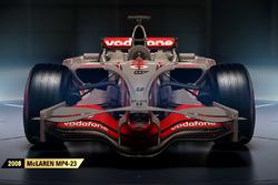McLaren MP4-23 (F1 2017)