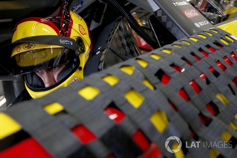 Joey Logano, Team Penske Ford