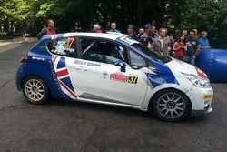 Catie Munnings, Anne Katharina Stein, Peugeot 208 R2