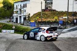 Alessandro Re, Giacomo Ciucci, Ford Fiesta R5