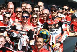 Tercero, Marco Melandri, Ducati Team
