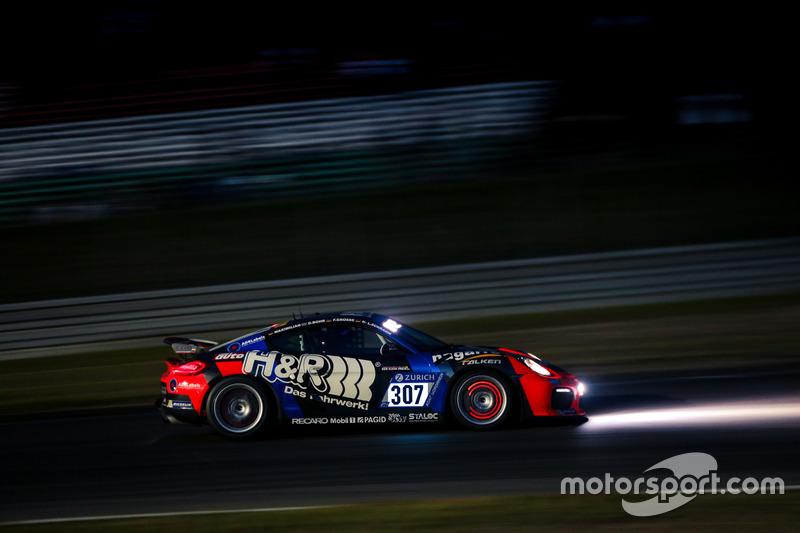 #307 Teichmann Racing, Porsche Cayman GT4 CS