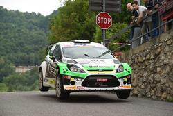 Alessandro Perico, Mauro Turati, Ford Fiesta WRC, Team Autoservice