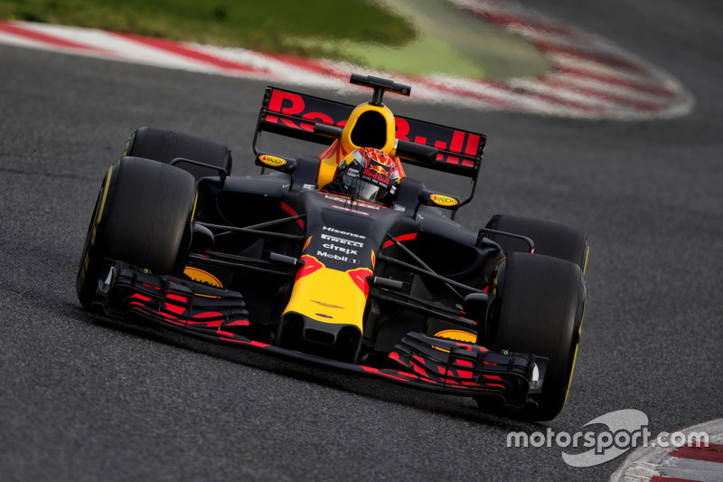 6º Max Verstappen, Red Bull Racing RB13, 1m19.438s (ultrablandos)