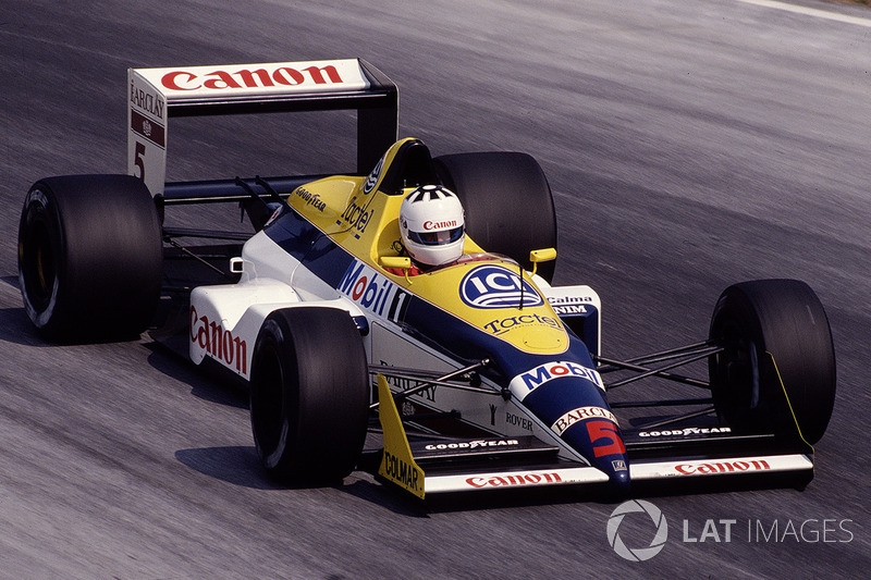 Jean-Louis Schlesser, Williams FW12