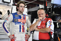 Ryan Blaney, Wood Brothers Racing Ford Jeremy Bullins