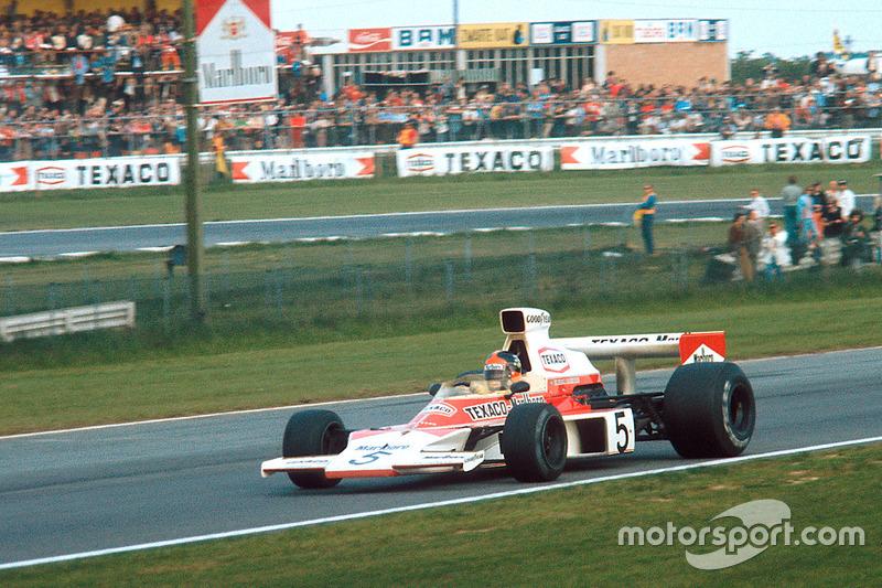 Emerson Fittipaldi, McLaren M23 (1972*)