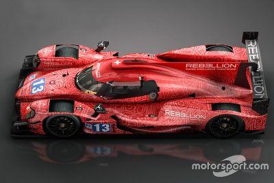 Rebellion Racing announcement