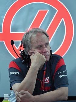 Основатель и владелец команды Haas F1 Джин Хаас