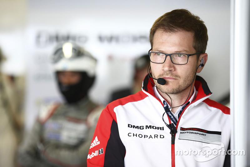 Andreas Seidl, Principal Porsche Team