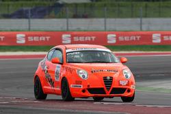 Silvano Bolzoni, Tecnodom, Alfa Romeo Mito-TCS 1.4