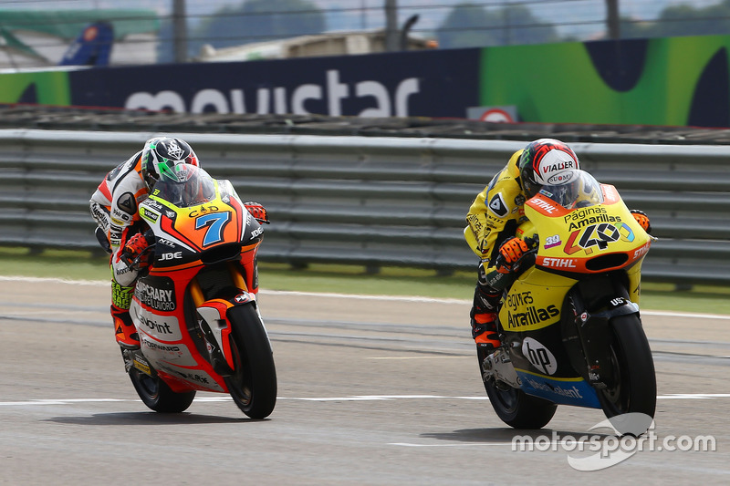 Alex Rins, Paginas Amarillas HP 40, Lorenzo Baldassarri, Forward Racing