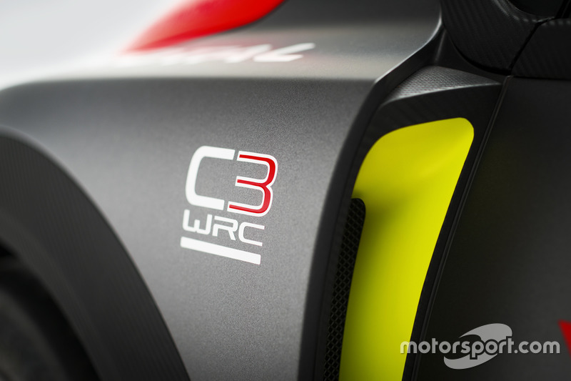 Detail, Citroën C3 WRC Concept Car