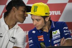 Yonny Hernandez, Aspar Racing Team, Valentino Rossi, Yamaha Factory Racing