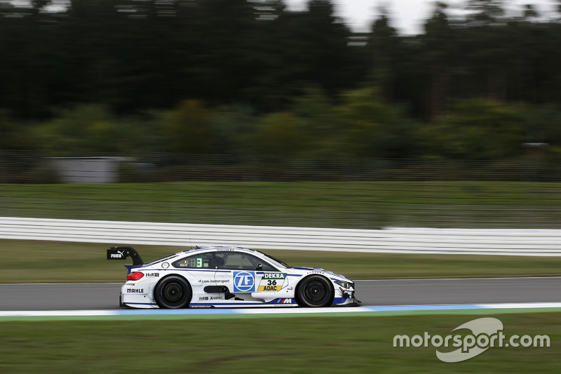 13. Maxime Martin, BMW Team RBM, BMW M4 DTM