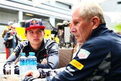 Dr Helmut Marko, Red Bull Racing Team Consultor con Max Verstappen, Scuderia Toro Rosso