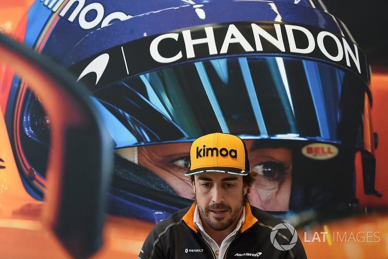 Фернандо Алоно, McLaren
