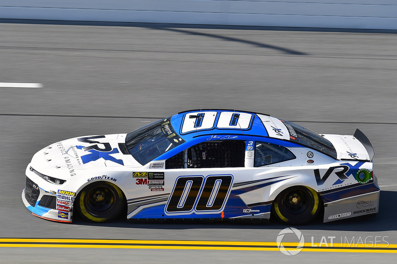 27. Jeffrey Earnhardt, StarCom Racing, Chevrolet