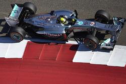 Ніко Росберг, Mercedes W04