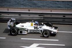 Keke Rosberg, Williams FW08C