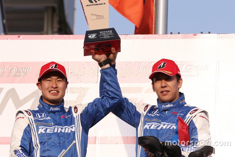 Koudai Tsukakoshi dan Takashi Kogure