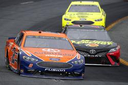 Brad Keselowski, Team Penske, Ford Fusion Autotrader and Martin Truex Jr., Furniture Row Racing, Toyota Camry 5-hour ENERGY/Bass Pro Shops