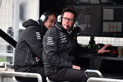 ANdy Shovlin, Mercedes AMG F1 Chief Engineer