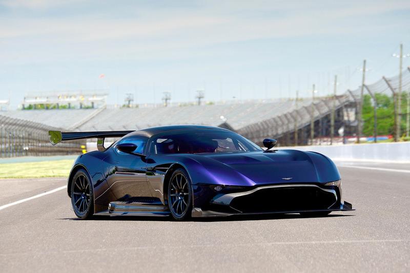 Autó Le Mans-ban is rajthoz áll az Aston Martin Vulcan