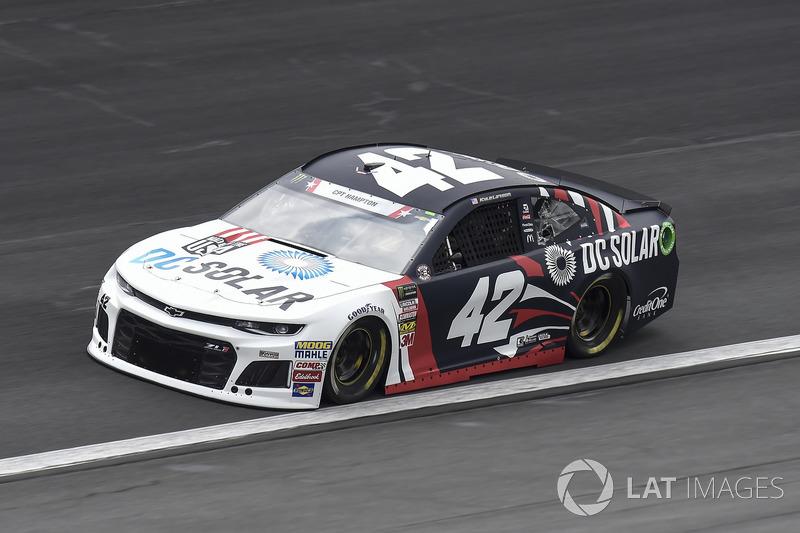 11. Kyle Larson, Chip Ganassi Racing, Chevrolet Camaro DC Solar
