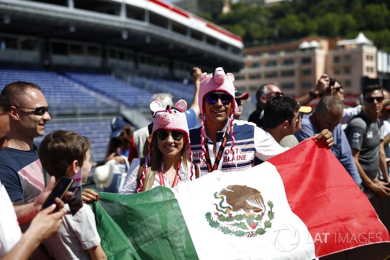Fans mexicains
