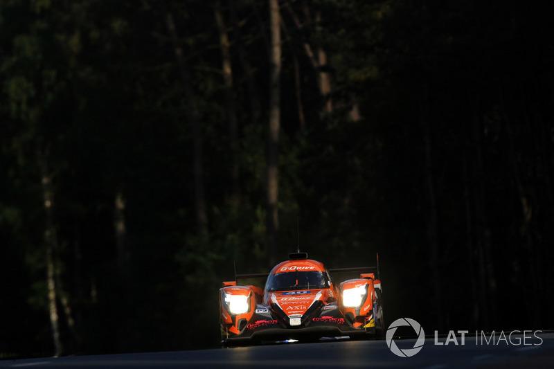 #40 G-Drive Racing Oreca 07 Gibson: James Allen, Jose Gutierrez, Enzo Guibbert