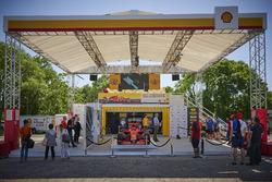 Shell V-Power event