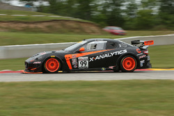 #99 JCR Motorsports Maserati Gran Turismo MC GT4: Jeff Courtney