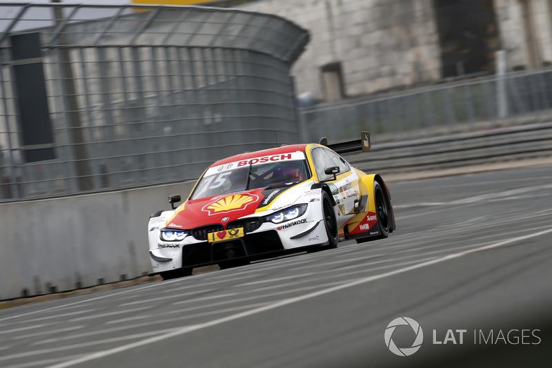 17. Augusto Farfus, BMW Team RMG, BMW M4 DTM