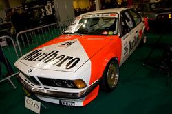 BMW 635 Race car