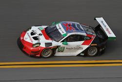 #58 Wright Motorsports Porsche 911 GT3 R: Patrick Long, Christina Nielsen, Robert Renauer, Mathieu Jaminet