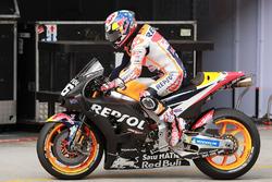 Dani Pedrosa, Repsol Honda Team fairing