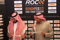 Prens Khaled Al Faisal, Suudi Arabistan Motor Federasyonu Başkanı, Prens Abdulaziz Al Faisal, Suudi Arabistan Spor Bakanlığı başkan yardımcısı