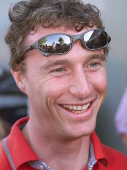 Едді Ірвайн, Ferrari