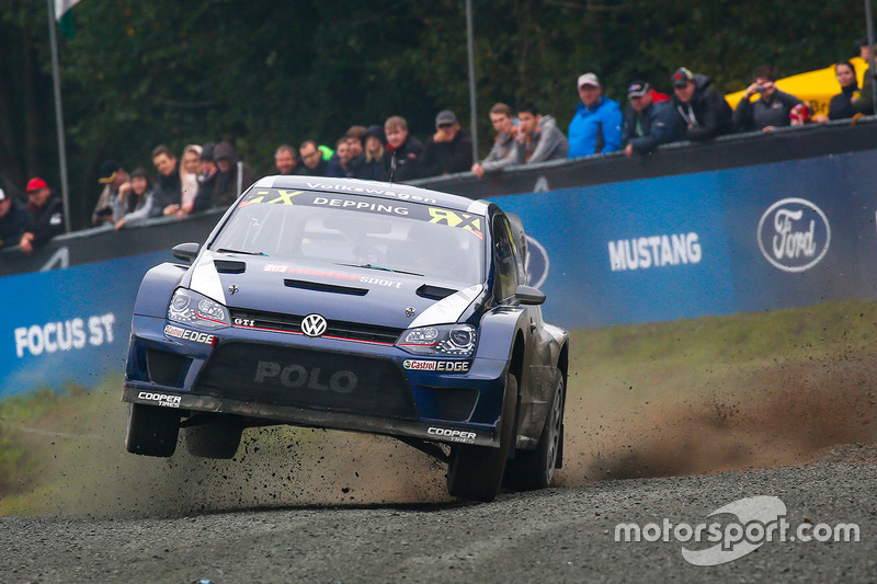 dieter depping vw estering photos world rallycross. Black Bedroom Furniture Sets. Home Design Ideas