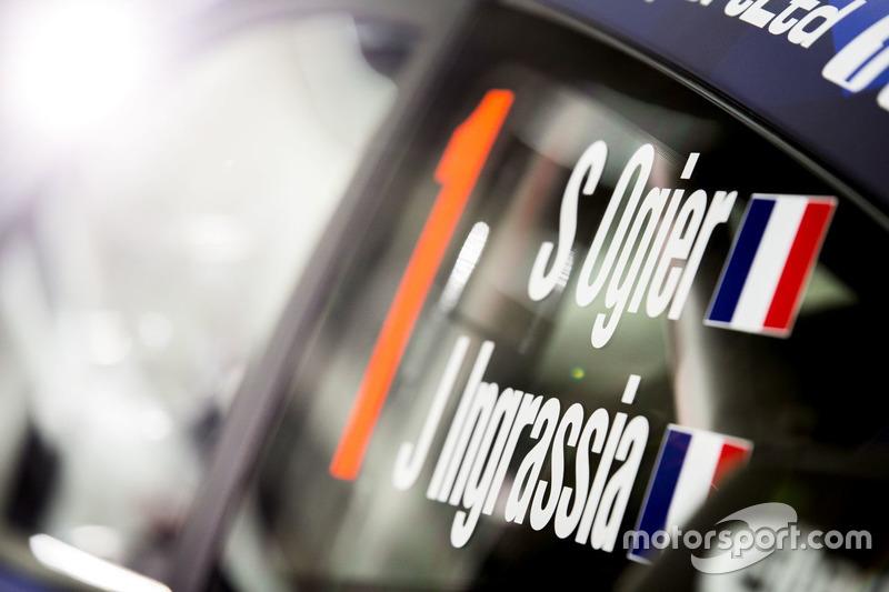 Sébastien Ogier, Julien Ingrassia, M-Sport, Ford Fiesta WRC 2017