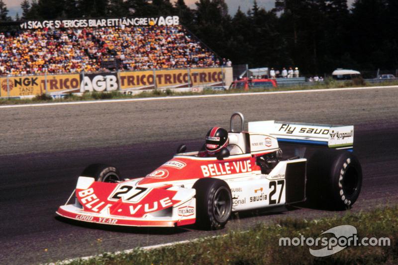 Patrick Neve, Williams March 761