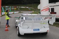 Romeo Nüssli, Ford Escort Cosworth, ACS, Start Training